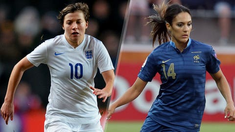 Familiar faces: England, France lock horns on June 9 in Moncton