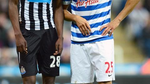 Premier League: QPR vs. Newcastle (live, Saturday, 10 a.m. ET)