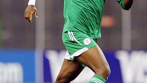 Asisat Oshoala, Nigeria, Forward
