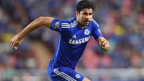 Diego Costa, Forward, Chelsea