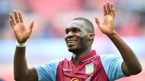 Christian Benteke, Striker, Aston Villa