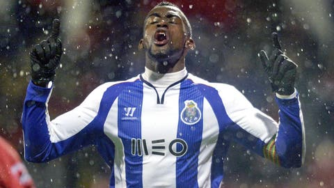 Jackson Martinez, Striker, Porto