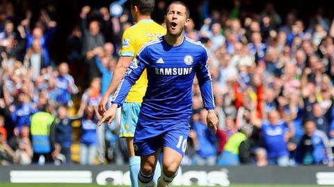 Eden Hazard, Midfielder, Chelsea
