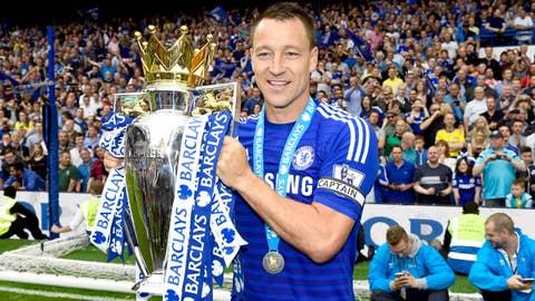 John Terry, Defender, Chelsea
