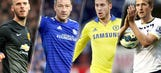 Premier League XI: Check out our team of the season
