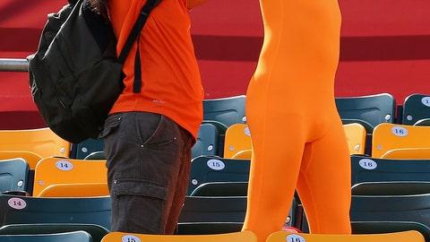 The color Oranje