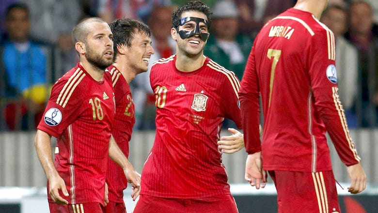 Euro Qualifying: Sweden, Spain, Ukraine come out winners