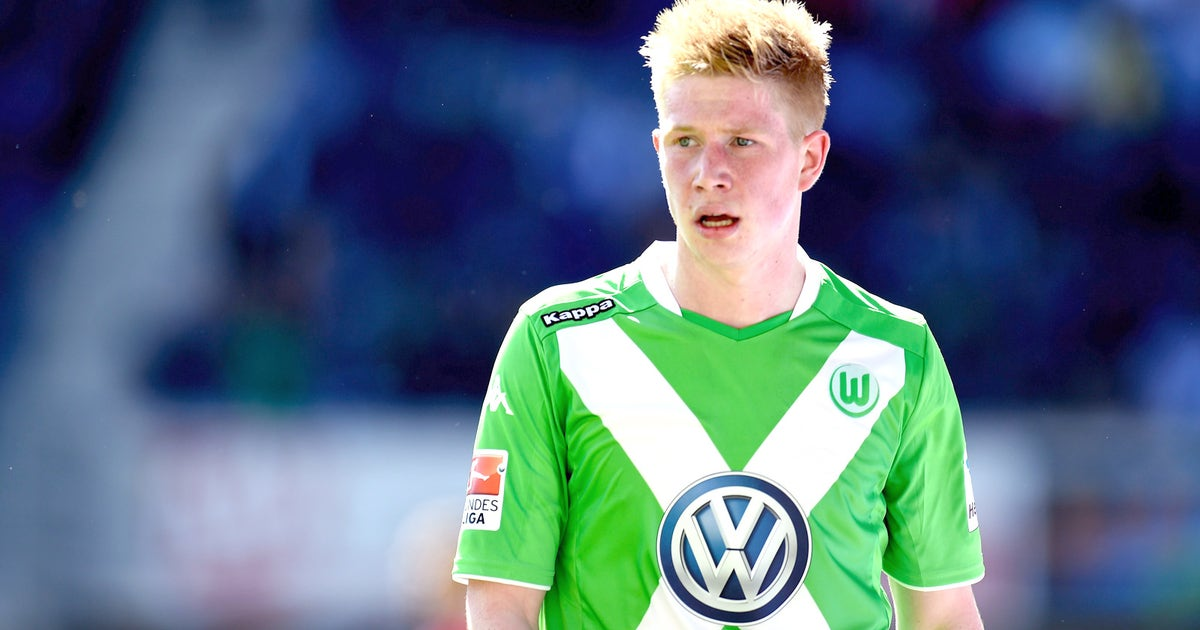 De Bruyne Voted By Players As The Best In Bundesliga Last