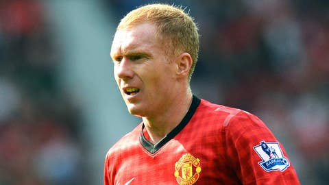 Paul Scholes - 130 appearances