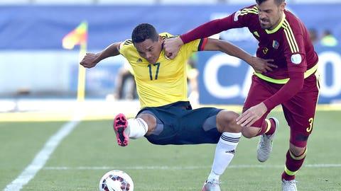 CB: Andres Tunez (Venezuela)