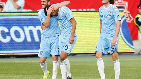 NYCFC rounds into form after sluggish start