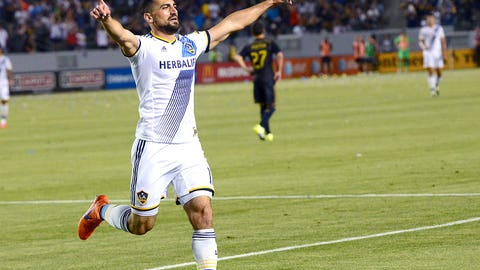 Open Cup tune-up leads to Galaxy romp over Philadelphia