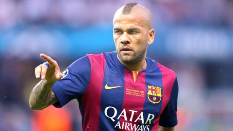 Dani Alves, Defender, Barcelona