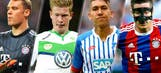 Bundesliga XI: Scroll through the best players from 2014-15