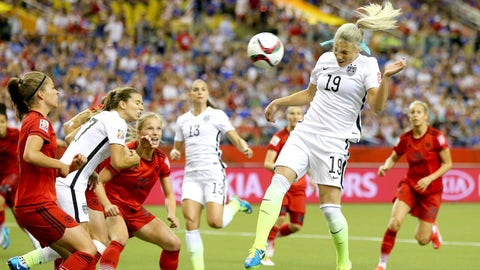 The USWNT's set pieces must improve