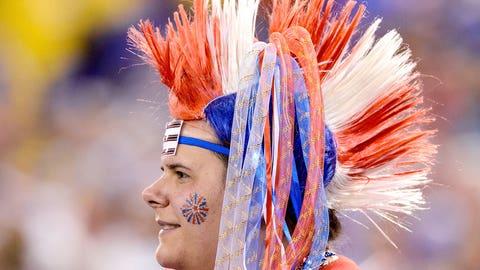 Patriotic Mohawk