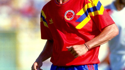Andres Escobar, Colombia vs. USA, 1994 Men's World Cup