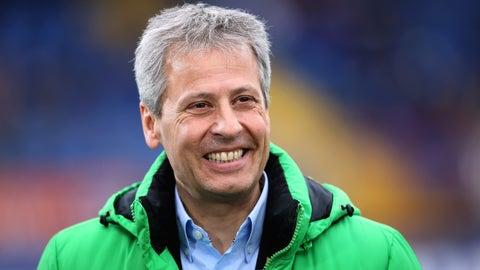 Lucien Favre, Gladbach (Bundesliga)