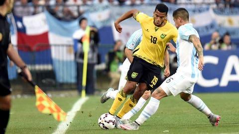 Jamaica defender Adrian Mariappa