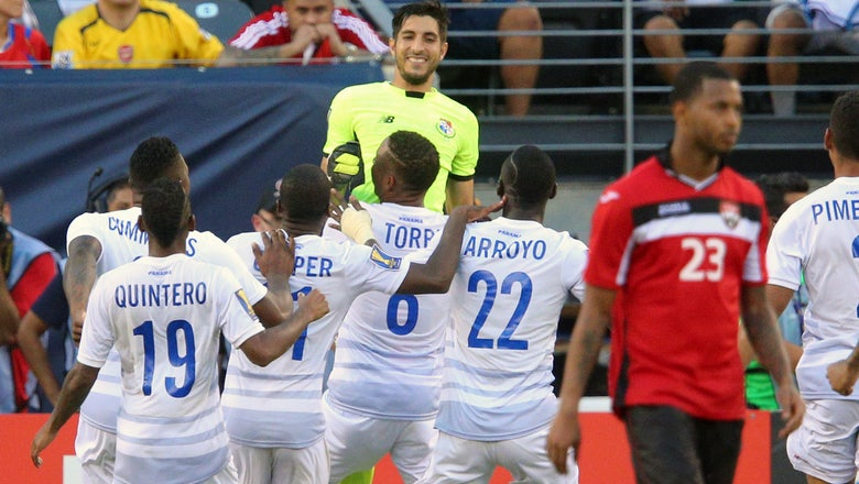 Panama outlast Trinidad & Tobago in penalty shootout to advance