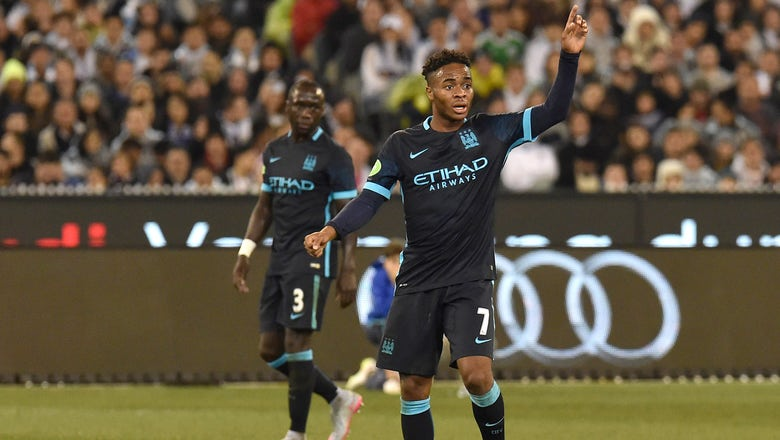 Sterling bags brace in Manchester City thumping of Vietnam in friendly