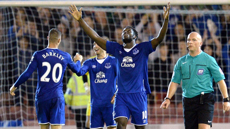 League Cup: Everton recover to top Barnsley