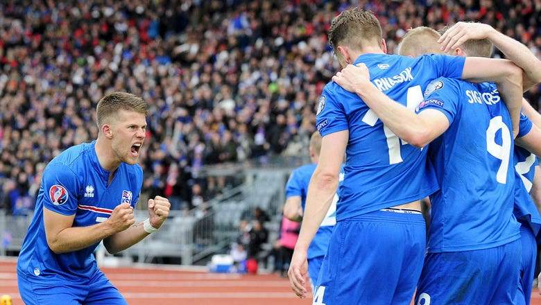 Euro 2016: Iceland qualify; Belgium, Bosnia notch wins