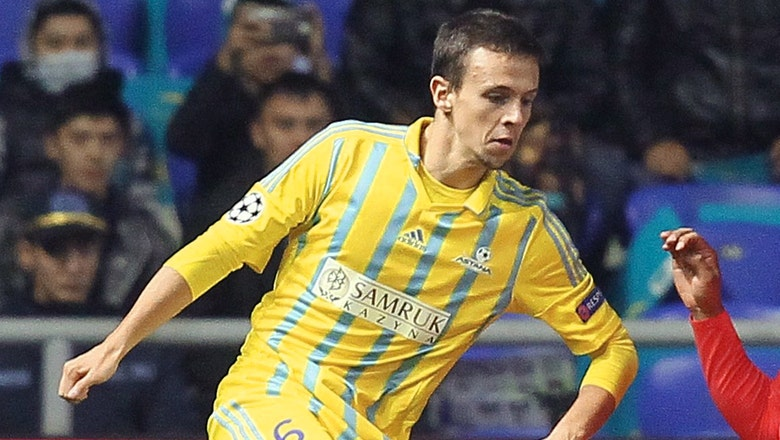 Astana rescue last-gasp Champions League draw against Galatasaray
