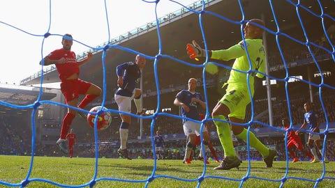 Tim Howard, Everton goalkeeper