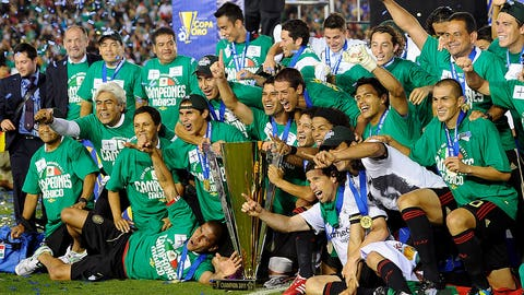 June 25, 2011: El Tri mount remarkable rally to defeat USA