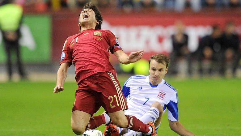 David Silva, Alvaro Morata to miss Spain's matches due to injuries