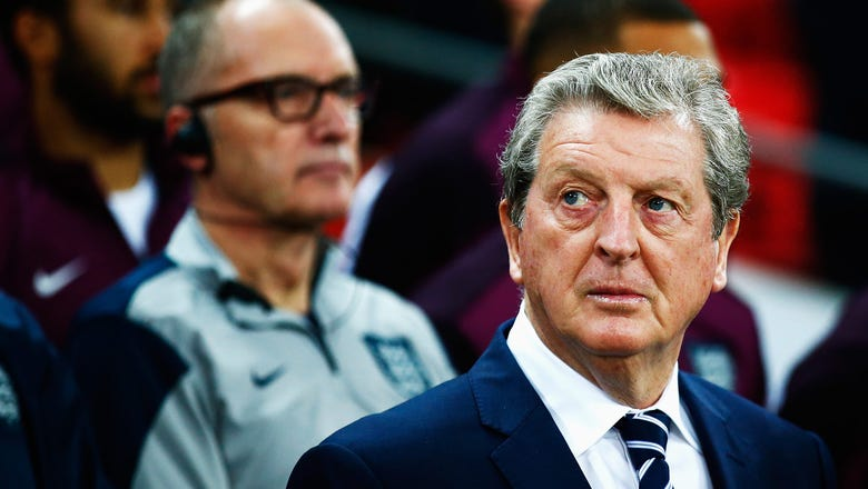 England's Roy Hodgson to shuffle his pack in Lithuania