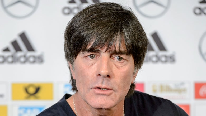 Low convinced Germany will secure place at Euro 2016