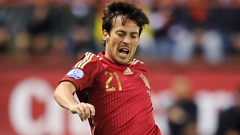 Spain wait on injury report on David Silva and Alvaro Morata