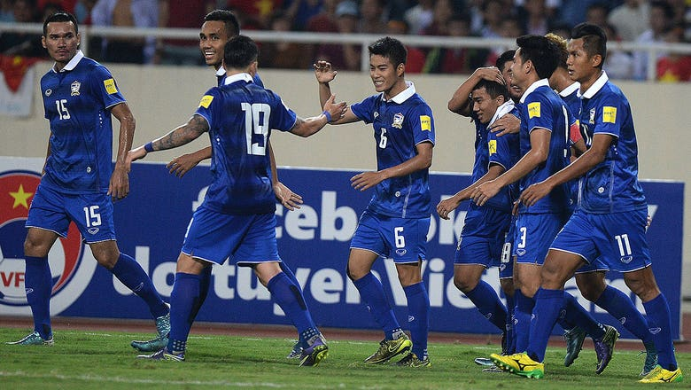 Syria top Afghanistan; Thailand continue winning ways