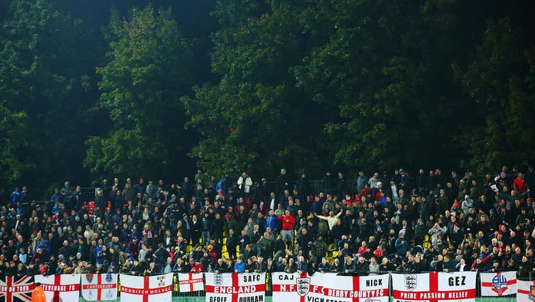 UEFA charges England and Lithuania for crowd trouble