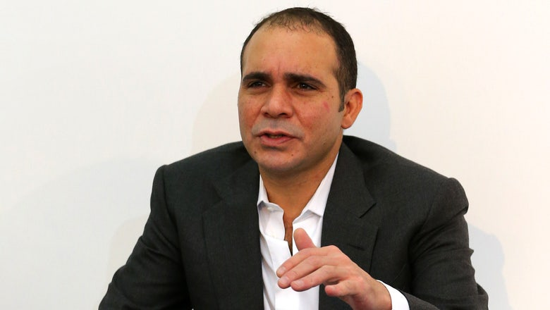 Prince Ali bin al-Hussein lodges candidacy for FIFA presidency