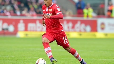 Bobby Wood, Union Berlin forward