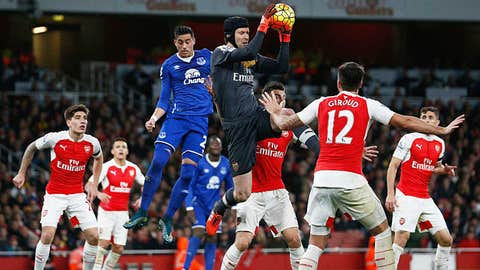 Arsenal find their spines