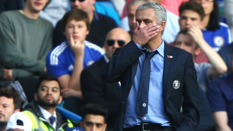 Curtains for Jose?