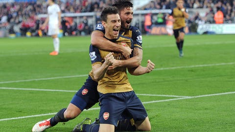 Arsenal's title credentials get a polish