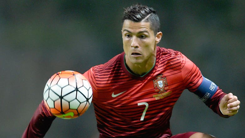Portugal gives Ronaldo a rest, calls up newcomers for matches