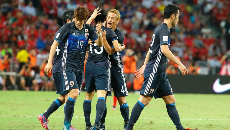 Japan, Australia, and South Korea win comfortably in Asia World Cup qualifiers