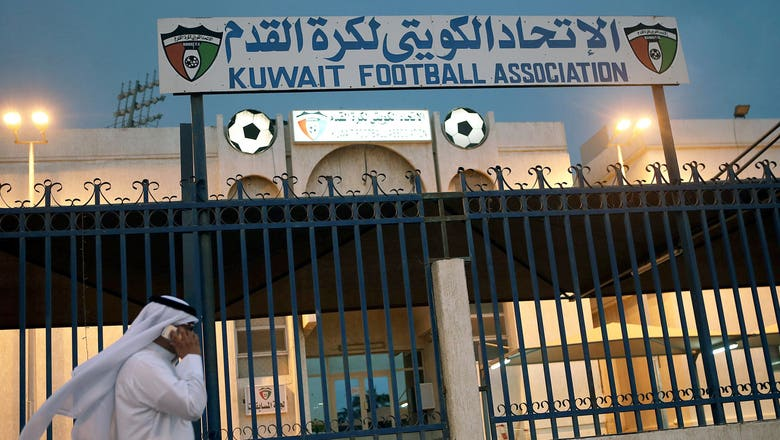 FIFA postpones Kuwait's next World Cup qualifying match