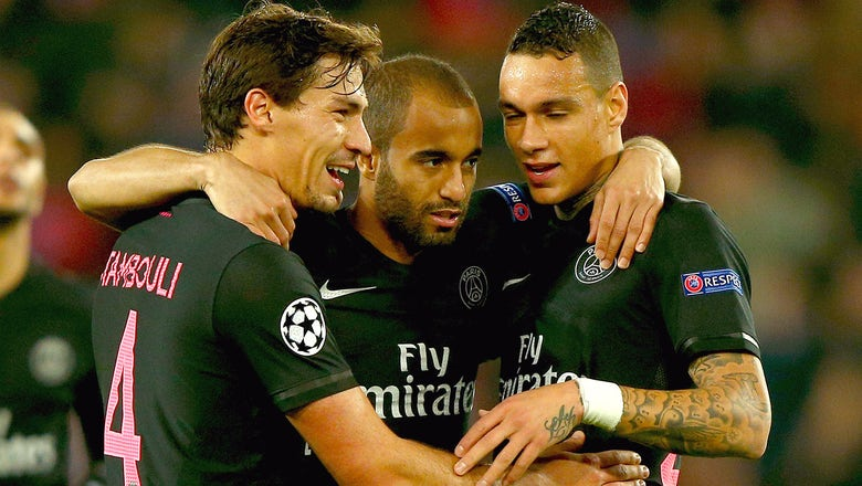 KO stage bound PSG, Atletico finish group stage with impressive wins