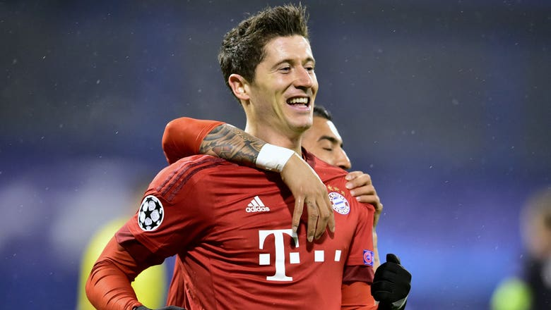 Bayern defeat Dinamo Zareb; Roma do just enough in Champions League