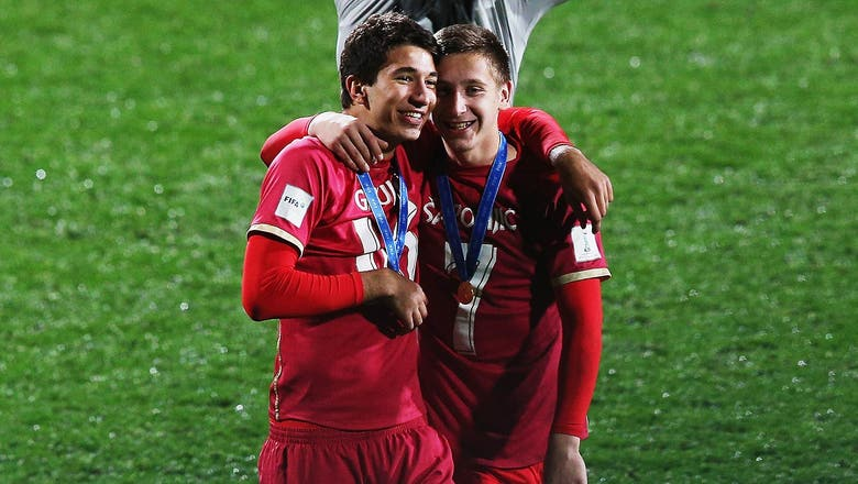Report: Red Star midfielder Grujic 'agrees' to Liverpool transfer