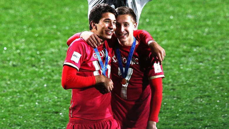 Red Star Belgrade's Marko Grujic agrees switch to Liverpool