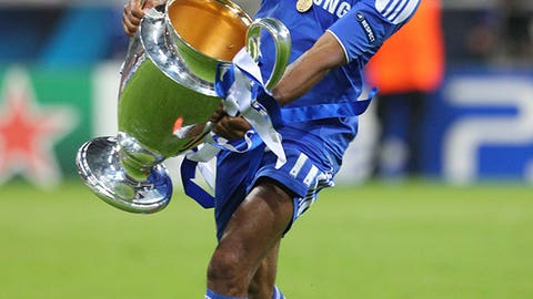 Legend grows at Chelsea (2006-2012)