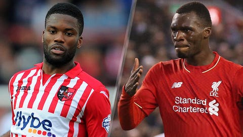 Exeter City vs. Liverpool (Friday, 2:30 p.m. ET, FS1)